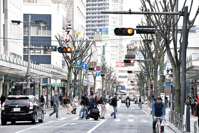 本日の取材は横須賀。