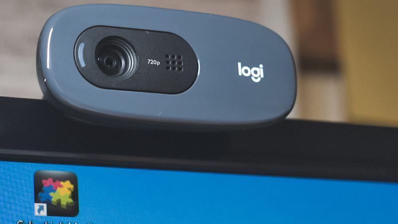 ヘッドセットを使うweb会議、リモート取材の音声をPCで録音する方法_ロジクール  HD ウェブカム C270n